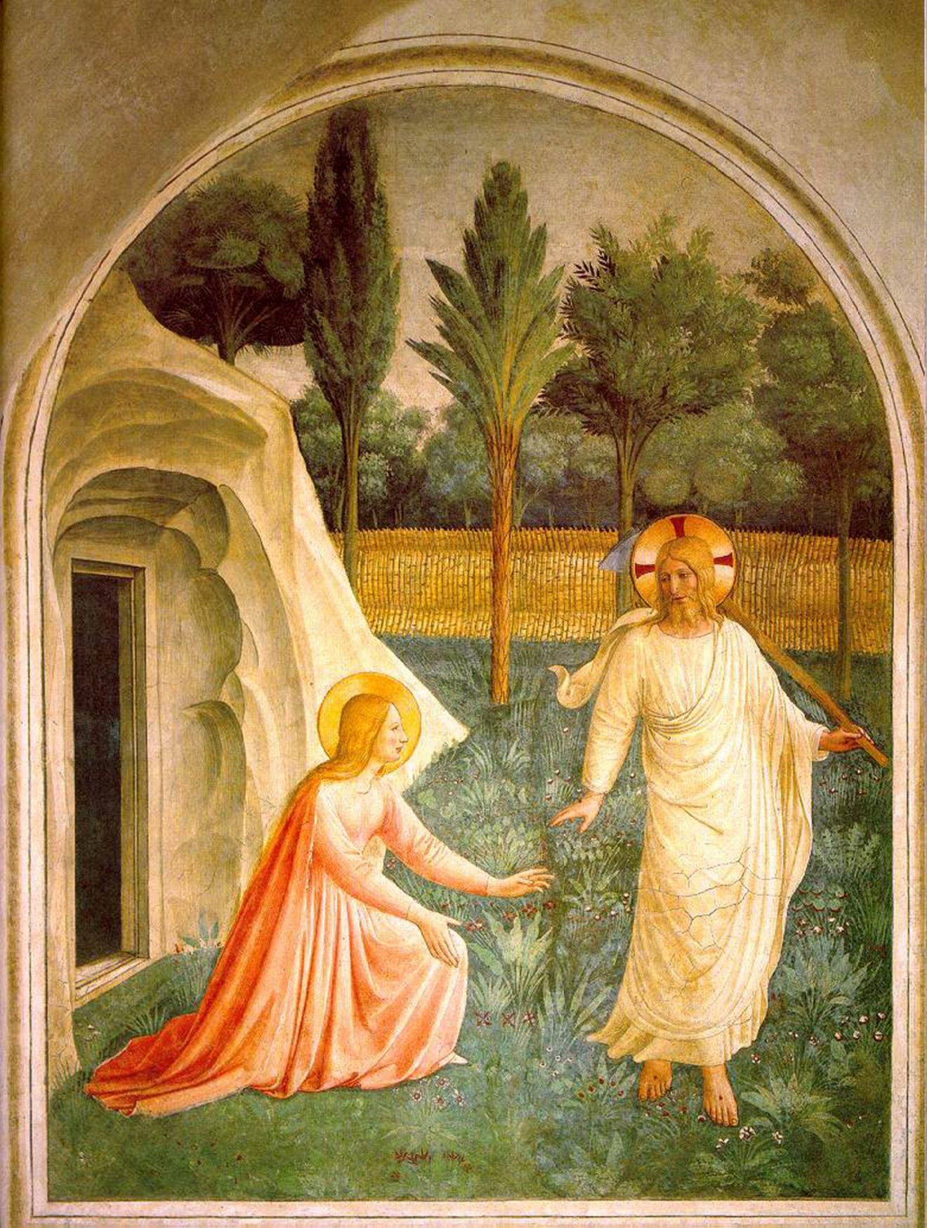 Fra Angelico-Noli-me-tangere